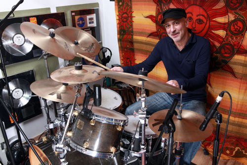 Chuck Sabo drums